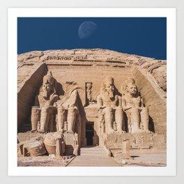 Ramses 2nd Art Print