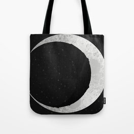 Broken Luna Tote Bag