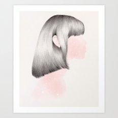 Cosmic Wonder II Art Print