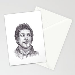 Jake Peralta Stationery Cards
