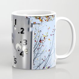 10:08 Coffee Mug