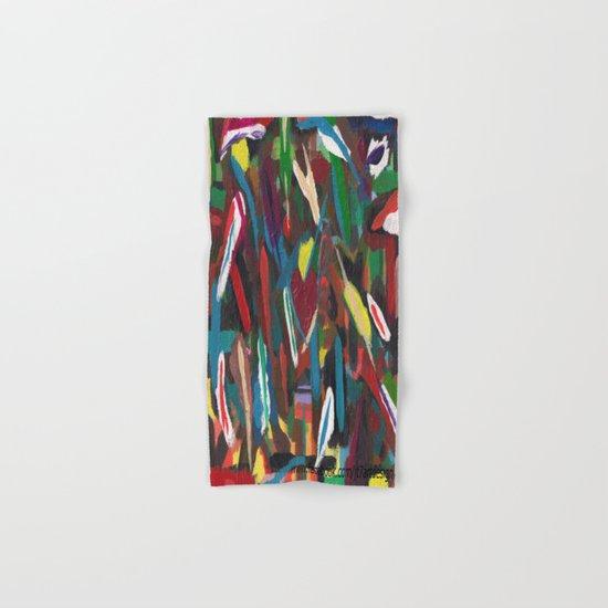 Colour by Instinct Hand & Bath Towel