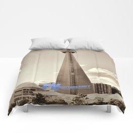 CN Tower Comforters