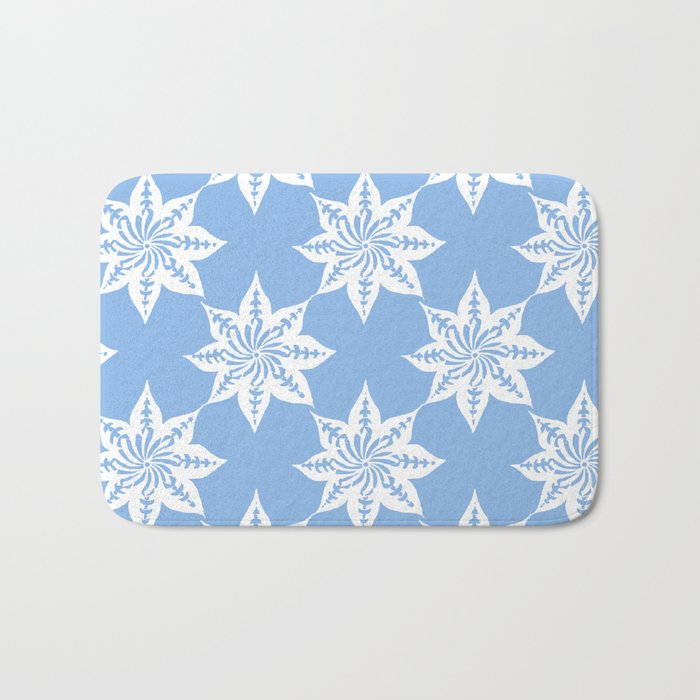 Lily of the Mountain Bath Mat