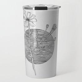 Coreopsis Lanceolata Travel Mug
