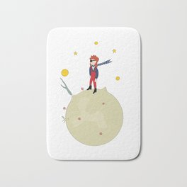 David Bowie as The Little Prince Bath Mat