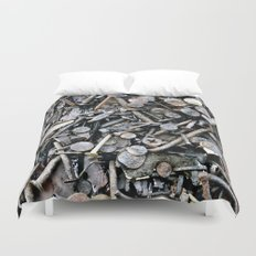Nailed It Duvet Cover
