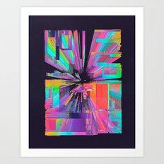 ONE MILLION DOLLARS (everyday 06.23.17) Art Print