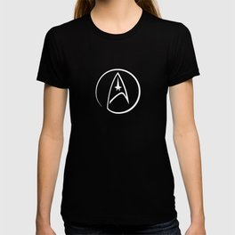 Heathen Trekkie - StarTrek 's Spock Blue T-shirt