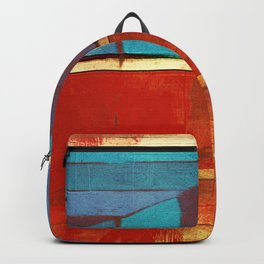 "Literatura de cordel  ""A Chegada de Lampião no Céu""(The Arrival of ""Lampião"" in Heaven) Backpack"