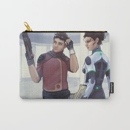 Ryan & Iwah Carry-All Pouch