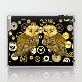 Cogs and Owls Laptop & iPad Skin