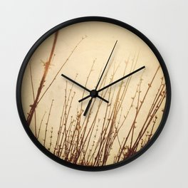 You Will Find It Here Wall Clock