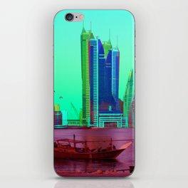 BFH, bahrain iPhone Skin