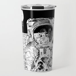 asc 333 - La rencontre rapprochée ( The close encounter) Travel Mug