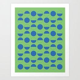 RGB Poster 4 Art Print