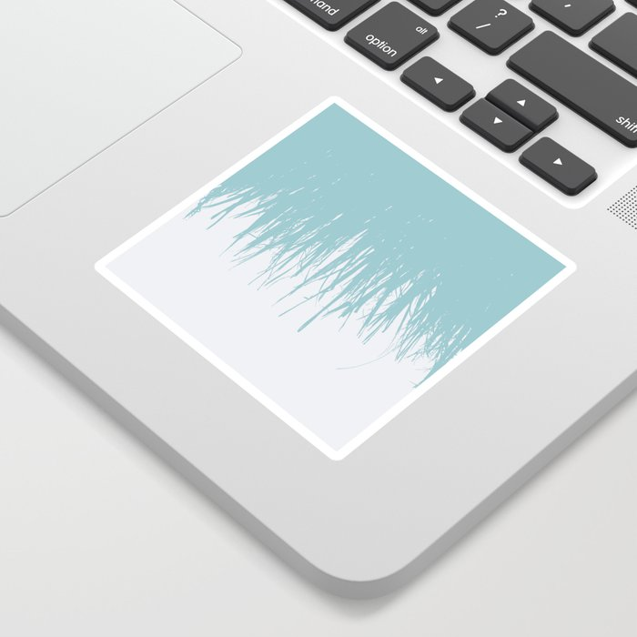 Fringe Salt Water Sticker