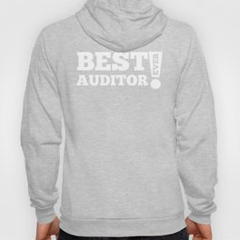 Best Auditor Ever Hoody