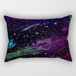 Inhabited space Rectangular Pillow