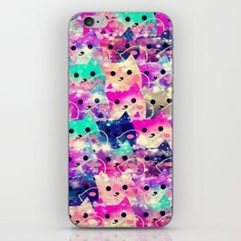 cats-72 iPhone Skin
