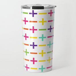 Shapes 012 Travel Mug