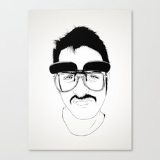 Bigotaco Canvas Print