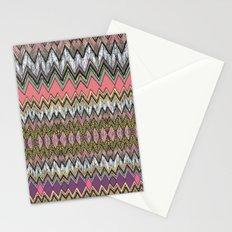 zig-zag fun! Stationery Cards