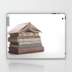 Book Cabin Laptop & iPad Skin