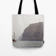 Sailboat Tote Bag