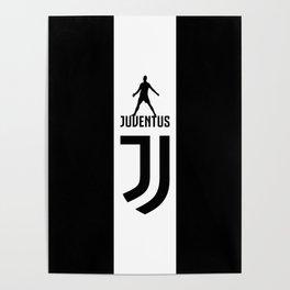 Christiano Ronaldo Juventus Poster