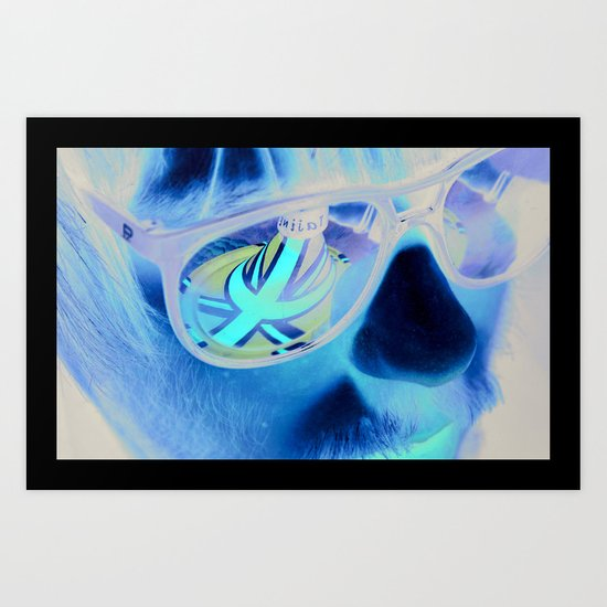 Jack Eye Art Print