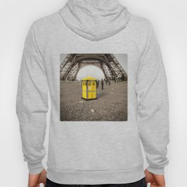 The Yellow Booth at Eiffel Tour! Hoody