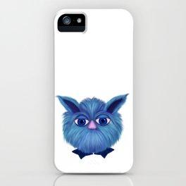 Fantasy cuddly toy Puschel  iPhone Case