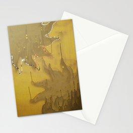 Fairy sun Stationery Cards