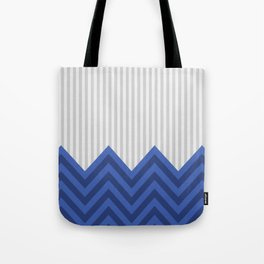 DeSign TRB blue Tote Bag