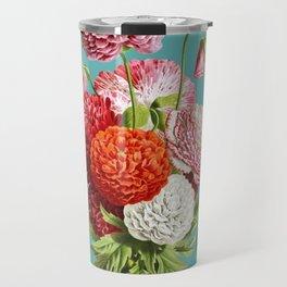 Japanese Poppy Talk Travel Mug