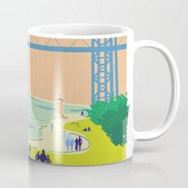 Little Red Lighthouse Coffee Mug