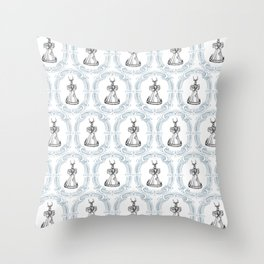 brides Throw Pillow