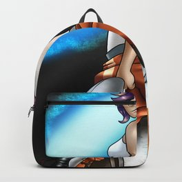 Myself in the world of portal Backpack