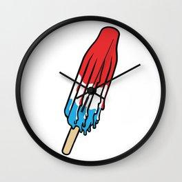 Rocketpop Wall Clock