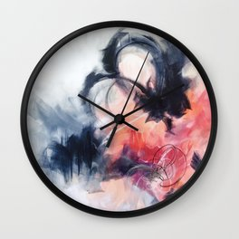 Fixation Wall Clock