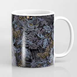 Fit In (moonlit blue) Coffee Mug