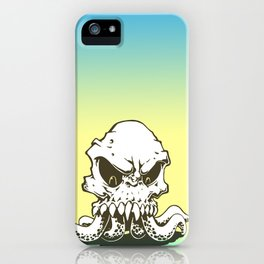 Squiddy iPhone Case