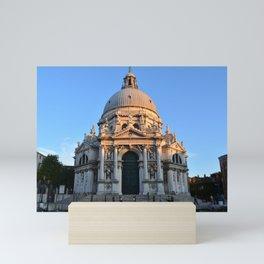 Santa Maria della Salute | Venice, Italy Mini Art Print