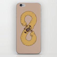 Infinity of Pug iPhone & iPod Skin