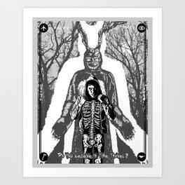 Darko Art Print