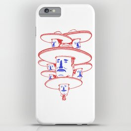 The Mariachi Band iPhone Case