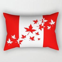 O Canada Rectangular Pillow