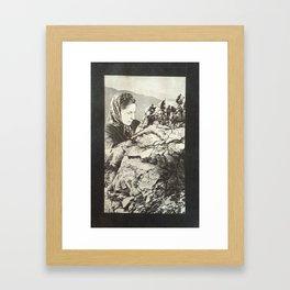 Mother Russia Framed Art Print