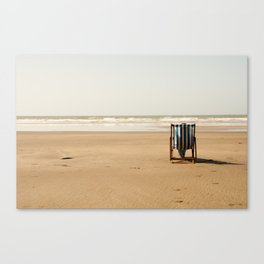 By Myself. Canvas Print
